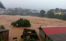 Nhà xác chật chỗ vì nạn nhân lở bùn ở Sierra Leone