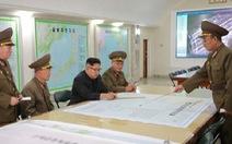 """Mỹ đe chiến tranh, Triều Tiên """"quan sát thêm"""""""
