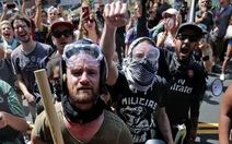 Đáng gờm với đạo quân cánh tả Antifa tại Mỹ