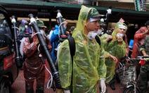 Huy động quân đội phun hóa chất diệt muỗi