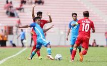 Trận đấu sống còn của U-22 Singapore