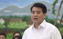 Chủ tịch Hà Nội nhận trách nhiệm xử lý chậm nhà 8B Lê Trực