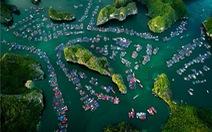 Ngắm ảnh Việt Nam nhìn từ trên cao: Những vẻ đẹp quyến rũ