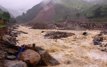 Nước lũ lại đe dọa Sơn La