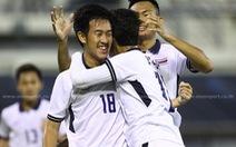 U-22 Thái Lan thắng chật vật Đông Timor