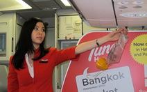 AirAsia đào tạo tiếp viên phát hiện buôn người