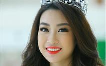 Đỗ Mỹ Linh sẽ đại diện Việt Nam thi Hoa hậu Thế giới 2017