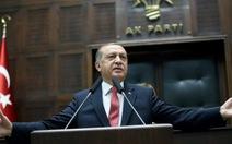 Ông Erdogan kêu gọi cử tri Đức 'tẩy chay' bà Merkel