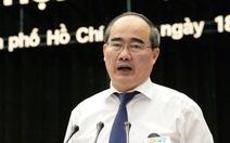 """Bí thư Nguyễn Thiện Nhân: """"167 năm nữa giao thông TP.HCM mới đạt chuẩn"""""""