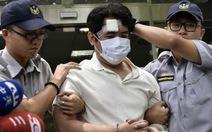 Đài Loan bắt kẻ dùng kiếm Nhật tấn công tòa nhà chính quyền