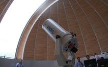 Tháng 9, đài thiên văn đầu tiên tại Việt Nam đón khách