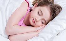 Ngủ nhiều giúp trẻ giảm nguy cơ mắc tiểu đường týp 2