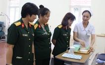 Thành lập Trung tâm đào tạo điều dưỡng Hoa Anh Đào 175