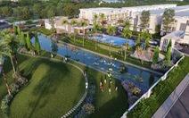 Dự án nhà phố Rosita Garden: Ấn tượng với 2 sân vườn