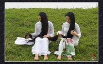 Ngắm bộ ảnh chụp mái tóc dài nhất Việt Nam