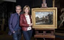 Bức tranh triệu đô được 'minh oan' sau 17 năm bị nghi là tranh giả