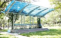 Nâng cấp công viên Gia Định thành khu vui chơi