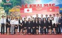 Giao lưu thanh niên Việt - Nhật lần thứ 2 năm 2017