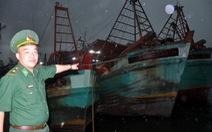 Phát hiện 4 ghe cá đánh bắt trái phép tại vùng biển Malaysia