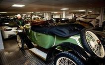 Ngắm bộ sưu tập xe cổ 350 chiếc trị giá hơn trăm tỉ đồng