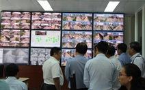 TP.HCM hoàn thành thí điểm quản lý giao thông thông minh