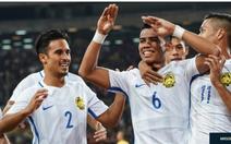 U-22 Malaysia giành ngôi nhất bảng A
