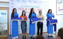 Yola khai trương trung tâm Anh ngữ tại Him Lam, quận 7 TP.HCM