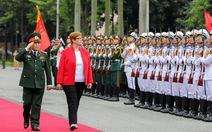 Bộ trưởng Quốc phòng Australia thăm Việt Nam