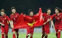 Vượt mặt Thái Lan, nữ VN vô địch SEA Games 29