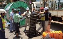 Nhật Bản tài trợ 429 tỉ phục hồi đường cống thoát nước cũ