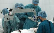 Phẫu thuật miễn phí cho 230 bệnh nhân