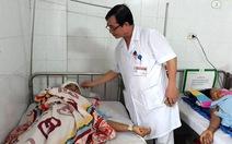 Bệnh viện tỉnh mổ khối u não hiếm gặp cho bệnh nhân 57 tuổi