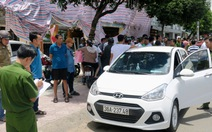 Bảo vệ nhà hàng đập phá hàng loạt xe hơi bị tạm giữ hình sự