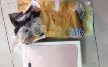 Mất đồ khi gửi bưu phẩm còn bị kiện ngược