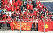 Sân Selayang một ngày buồn