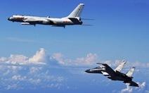 Máy bay ném bom Trung Quốc lảng vảng gần Nhật, Đài Loan