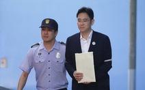 Samsung sẽ bị ảnh hưởng sau án tù cho 'thái tử'