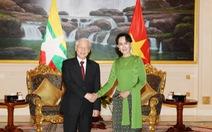 Myanmar - Việt Nam: Những người bạn tin cậy của nhau