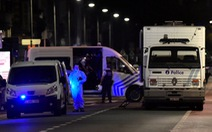 Lại xảy ra tấn công khủng bố bằng dao ở Brussels