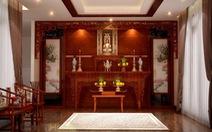 Đặt hai bàn thờ đối diện nhau có phạm phong thủy?