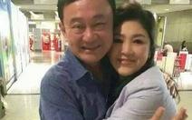 Bà Yingluck đã gặp anh trai ở Dubai?