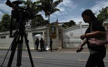 Cảnh sát Thái tìm cớ khám xét nhà bà Yingluck