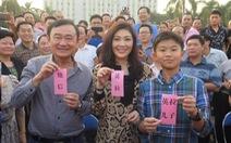 Bà Yingluck lưu vong,đoạn kết của dòng họ Shinawatra