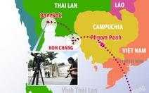 """Bà Yingluck """"đào thoát"""" như thế nào?"""