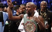 Mayweather hạ knock-outMcGregor trong trận boxing tỉ đô