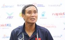 HLV Mai Đức Chung tạm thời dẫn dắt đội tuyển VN