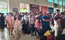 Du lịch hao tổn do hàng không hủy chuyến