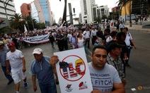 Ông Trump dọa chấm dứt NAFTA với Canada và Mexico