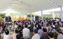 Hoài Ân Viên tổ chức đại lễ cầu siêu - Vu lan báo hiếu