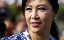 Hộ chiếu của bà Yingluck sắp bị chính quyền thu hồi